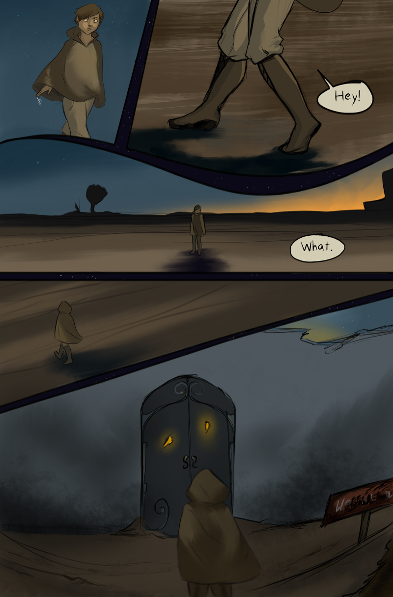 Chapter one, page 11